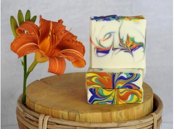 savon saponifié à froid  Tropical