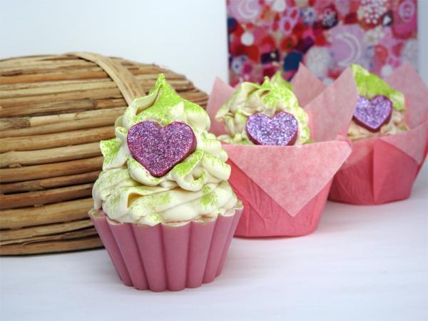 savon a froid cupcake
