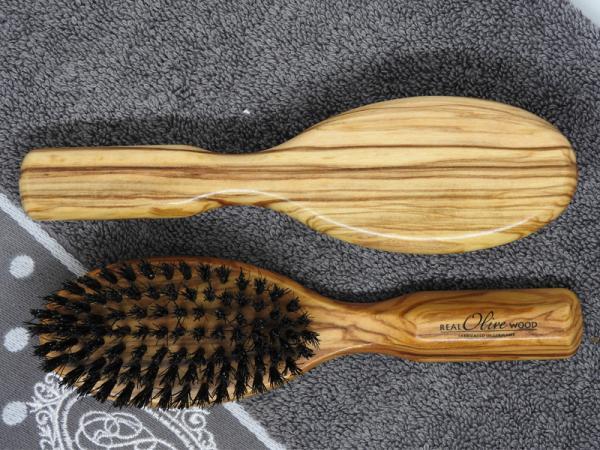 brosse à cheveu écologique
