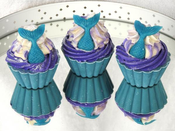 savon cupcake savon à froid