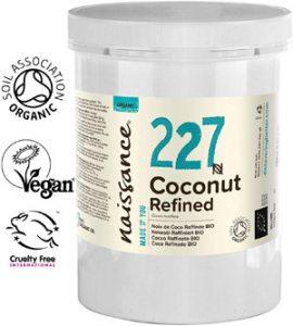 huile de coco savon à froid