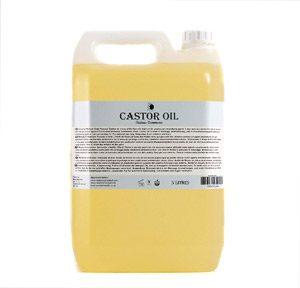 huile de ricin savon