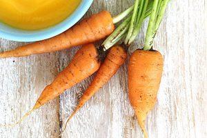 recette savon maison carotte