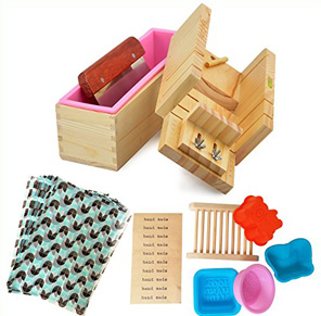kit de démarrage fabrication de savon maison à froid