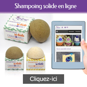 shampoings solides site e-commerce