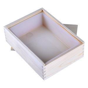 moule à savon fait main avec boite en bois