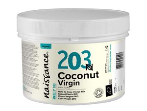 huile de coco shampoing solide
