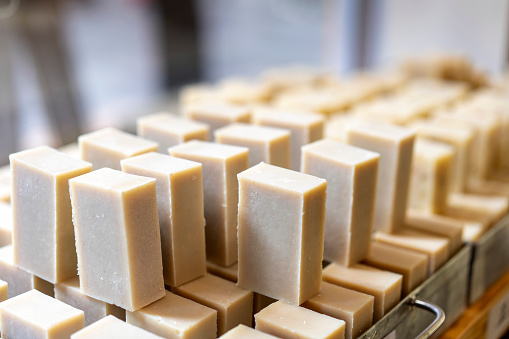 fabriquer sa propre recette savon