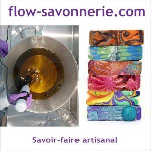 savon artisanal saponifié à froid